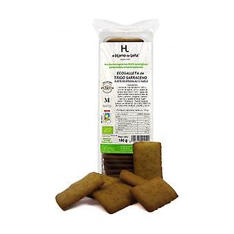 Buckwheat Eco-cookies 190 g