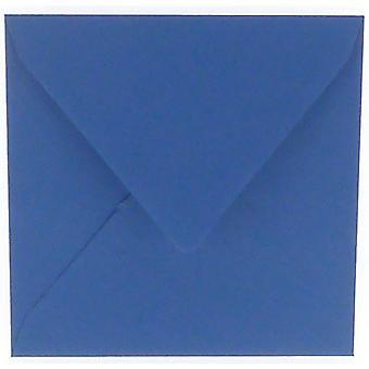 Papicolor Royal Blue 14x14cm Enveloppen