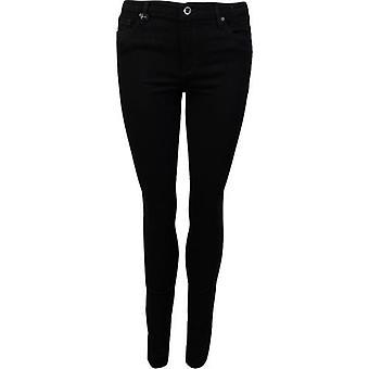 Armani Exchange Mid Rise Super Skinny Jeans