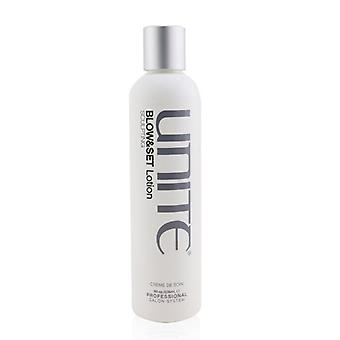 Unite Blow & Set Lotion (Sculpting) 236ml/8oz
