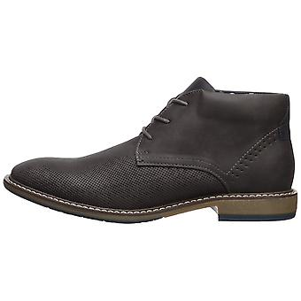 Madden Men's Shoes Sestin Leather Almond Toe Ankle Fashion Boots