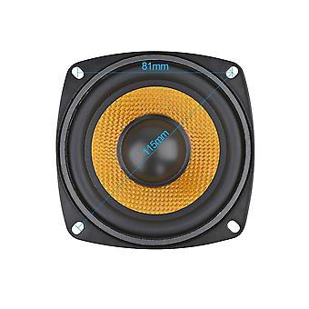 Lydhøjttaler med 4 ohm og 15 w bas til lydsystem