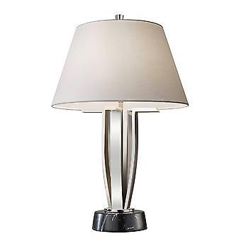 Elsteadshore - 1 lys bordlampe poleret nikkel, E27