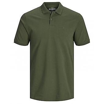 Jack & Jones Basic Polo (olijf)