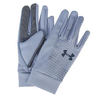 Zubehör Under Armour Core Liner Handschuhe in Grau