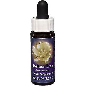 Flower Essence Palvelut Joshua Puunpudkuttaja, 0,25 oz