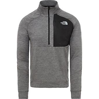 The North Face Ambition 14 Zip T93YVMDYY formation toute l'année hommes sweat-shirts