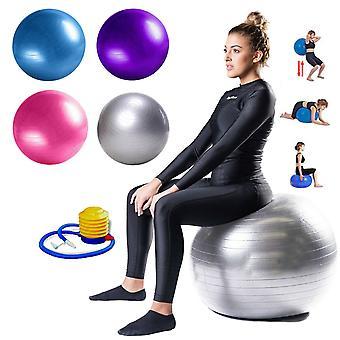 Anti Burst Yoga Ball Exercise Gym Stability Balls Pregnancy  Exercise