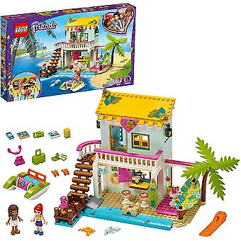 LEGO 41428 Freunde Strand haus Mini Puppen Haus
