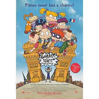Rugrats In Paris Film Movie Poster (11 x 17)
