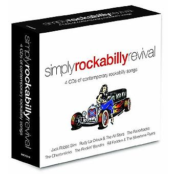 Simply Rockabilly Revival - Simply Rockabilly Revival [CD] IMPORTAZIONE USA