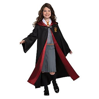 Girls Hermione Granger Deluxe Costume - Harry Potter
