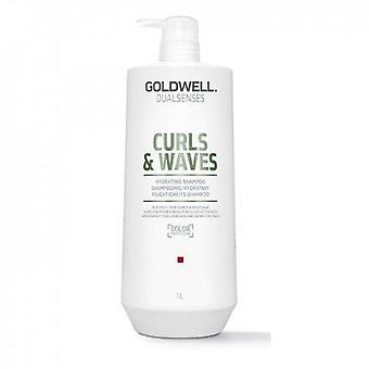 Goldwell Dual Senses Curls & Waves Shampoo 1000 ml