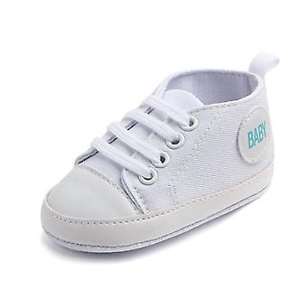Baby Shoes, & Star Solid Sneaker Cotton Soft Anti-slip Sole
