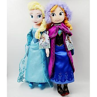 Frozen Princess, Anna, Elsa Dolls, Snow Queen Toys Stuffed, Christmas