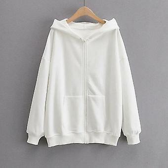 Hoodies Long Sweatshirt Tops