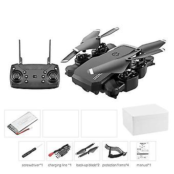 4k Camera Drone, Wifi Rc Helicopter Long Endurance Remote Control Aircraft Toy