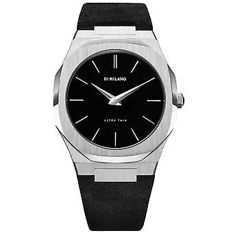 Reloj de hombre D1 Milano UT01, cuarzo, 40 mm, 5ATM