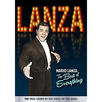 Mario Lanza - Best of Everything [DVD] USA tuonti