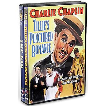 Charlie Chaplin Collection [DVD] USA import