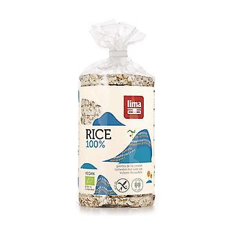 Brown Rice Pancakes With Organic Salt 100 g
