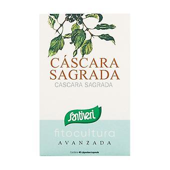 Phytoculture Cascara Sagrada Capsules 40 capsules