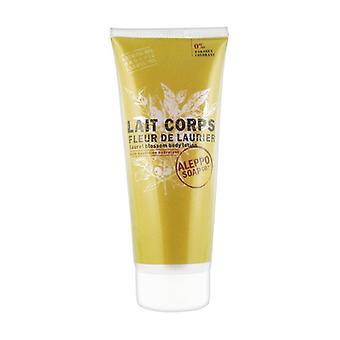 Laurel flower body milk with organic laurel oil 200 ml