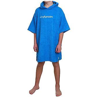 Simply Swim Junior Poncho Towel Robes