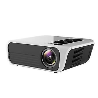 Led Projector With Full Hd 1080p Native Resolution Logo 1920x1080 Home Cinema