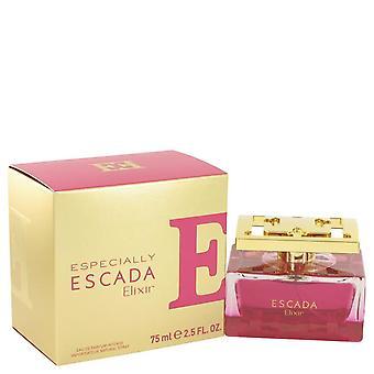 Especially Escada Elixir Eau De Parfum Intense Spray By Escada 2.5 oz Eau De Parfum Intense Spray