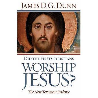Tilba de første kristne Jesus? - Det nye testamente bevis b