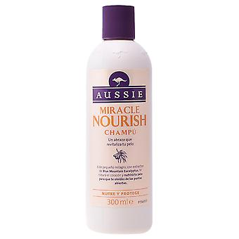 Aussie Miracle Nourish Shampoo 300 ml