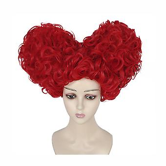Anime Wigs Alice In Wonderland Cosplay Wig Cap