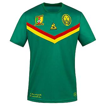 2021-2022 Cameroon Home Shirt
