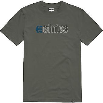 Etnies Ecorp Tee - Military