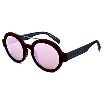 ITALY INDEPENDENT 0913V-057-000 Sunglasses, Red (Burdeos), 51 Woman