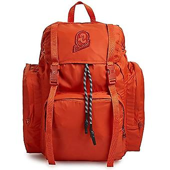 Backpack Invicta Monviso X Hiking, Orange, 25 Lt, Mountain and Leisure, red