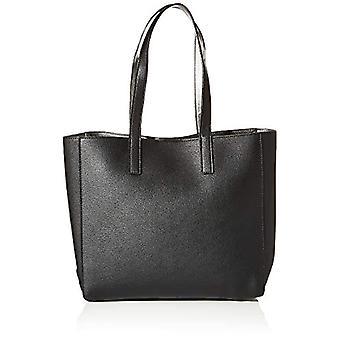 N.V. Bags264DonnaNero Shoulder Bag (Black)13x28x30 centimeters (W x H x L)