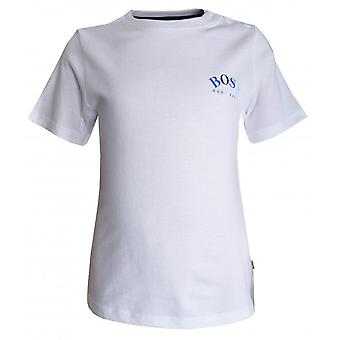 Hugo Boss Boys Hugo Boss Infant Boy's weißes T-shirt
