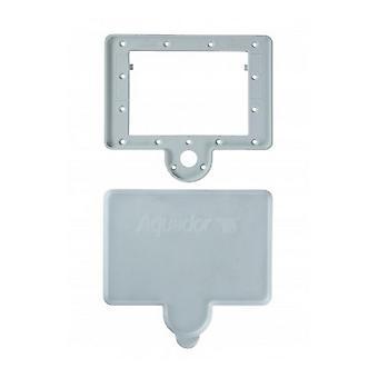 Aquador 1020 Doughboy Skimmer Cover Plate