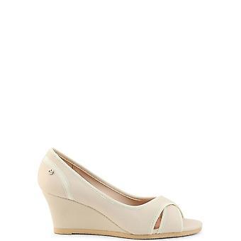 Roccobarocco - scarpe - décolleté a cuneo - RBSC1W401-NATURALE - signore - grano - EU 40