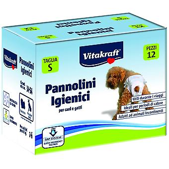 Vitakraft Hygienic Nappies (Dogs , Grooming & Wellbeing , Diapers)