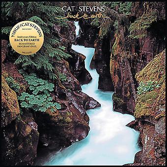 Yusuf / Cat Stevens - Back To Earth Vinyl