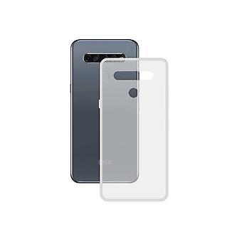 Mobildeksel LG K61 Kontakt TPU Transparent