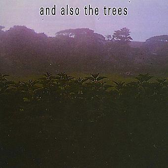 Og også trærne - og også trærne vinyl