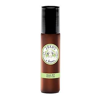 Joans A Keeper Scent Oil Sweet Lime, 0.33 Oz