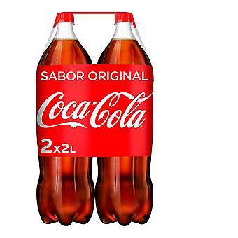 Osvěžující nápoj Coca-Cola (2 x 2 l)