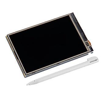 3.5 pouces B / b + Module d'affichage à écran tactile LCD 320 X 480 pour Raspberry Pi V3.0