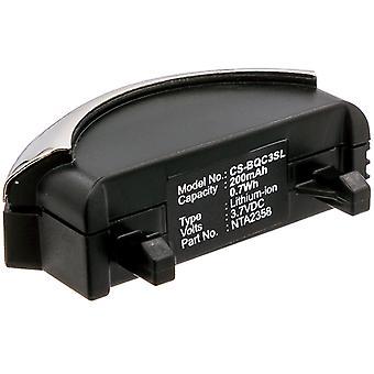 Wireless Headset Battery for Bose 40229 NTA2358 40228 40229 QC3 CS-BQC3SL 200mAh