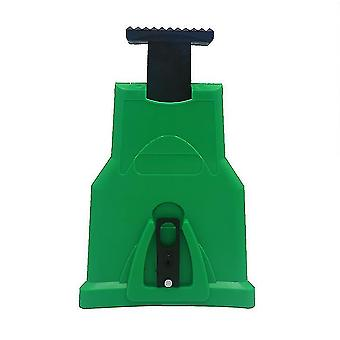 Woodworking Chainsaw Sharpener Fast Grinding Electric Power Tool(Green)